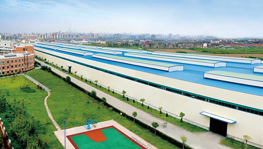 Guangdong Hailiang Copper Industry Co., Ltd. Foundation-stone Laying