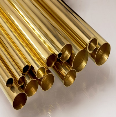 Brass Straight Tube