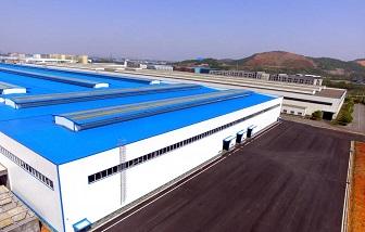 海亮(安徽)铜业二期生产线建设项目迈入新阶段