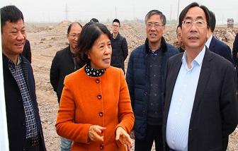 绍兴市委书记马卫光一行调研指导海亮有色智造工业园项目