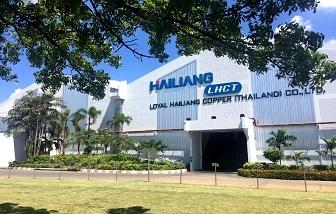 海亮奥托铜管(泰国)有限公司二期项目开工建设