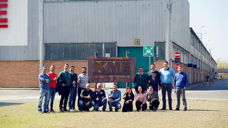 重磅   海亮股份收购KME集团旗下铜合金棒和铜管业务完成交割