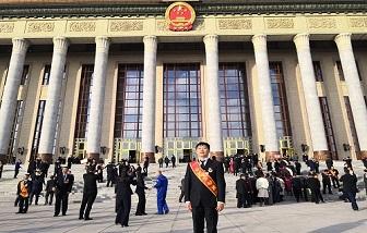 光荣 | 海亮集团冯焕锋荣获全国劳动模范荣誉称号
